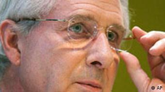 Klaus Zumwinkel, former boss of Deutsche Post