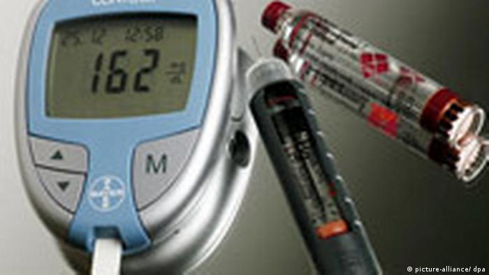 BdT Diabetes - Insulin (picture-alliance/ dpa)