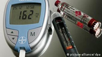 BdT Diabetes - Insulin