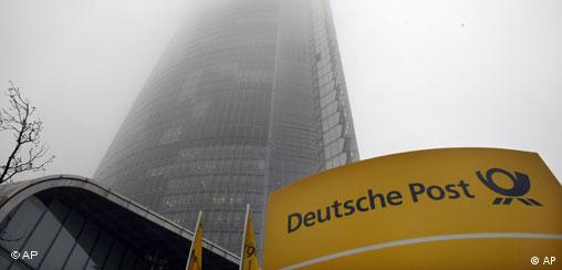 Der Post-Tower in Bonn (Quelle: AP)