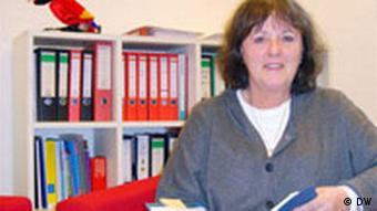 Will keine Eliteschule leiten: Celia Budge (Foto: DW)
