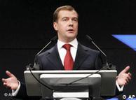 دمیتری مدودف، رئیسجمهور روسیه