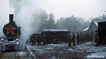 Scene from Andrzej Wajda's film ' Katyn'