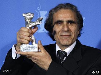 رضا ناجی در سال ۲۰۰۸ جایزه خرس طلایی را به عنوان بهترین هنرپیشهی مرد دریافت کرد
