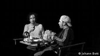 Johann Bott deutscher Regisseur in Russland