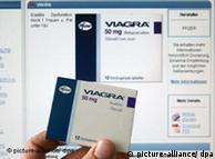 داروهایی مانند ویاگرا در اینترنت بیشتر از داروخانهها عرضه میشود