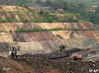 La société Bogoso Gold Limited gère une mine d'or près de Prestea au Ghana