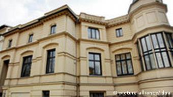 The Leopoldina Academy in Halle