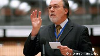 Swiss Council of Europe Investigator Dick Marty