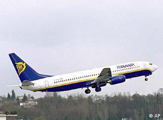 Ryanair could be grounded at Charleroi.