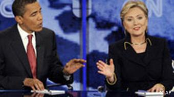 Obama and Clinton on new channel CNN