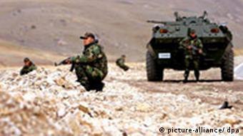 Türkische Armee dringt bei Einsatz gegen PKK in den Irak ein