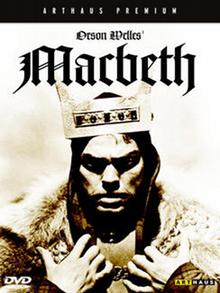 Cover von Welles' Macbeth, Quelle: Arthaus