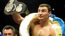 Boxen WBA Klitschko
