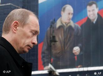 Wladimir Putin will alle Ziele erreicht haben, die er sich gesetzt hat