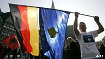 BdT Kosovo-Albaner in Deutschland