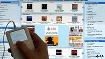 There are legal digital music alternatives, such as Apple's iTunes service