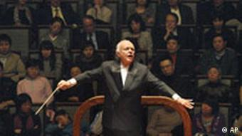 China USA New York Philharmoniker in Peking