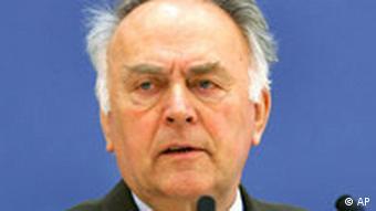 Wolfgang Böhmer (Foto: AP)