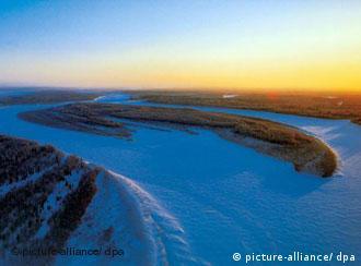 Сибирский ландшафт