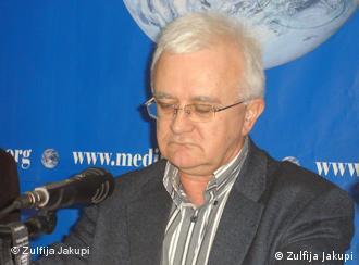 Drejtori i Forumit për Marrëdhënie Ndëretnike, Dusan Janjiq