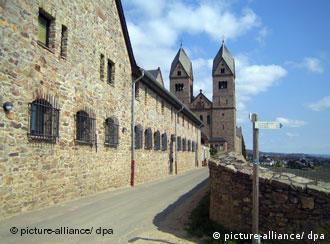 Convento de Hildegard von Bingen em Eibingen