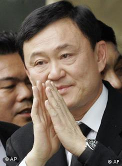 Thaksin ready to clear charges against him in Thailand