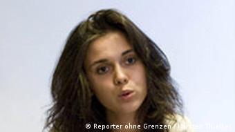 Journalistin Natalia Morar