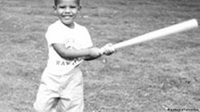 Obama Als Kind