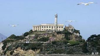 Alcatraz in San Francisco, Quelle: AP