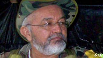 FARC leader Raul Reyes