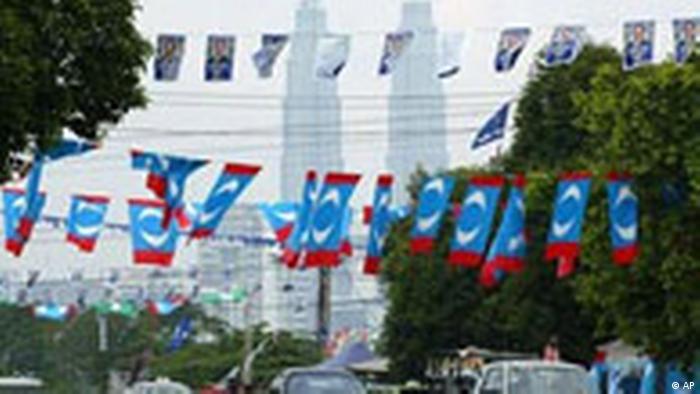 Wahlen Malaysia (AP)