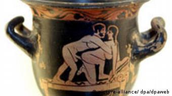 Deutschland 100.000 Jahre Sex Ausstellung in Trier