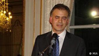 Mazedonien Politik Nano Ruzin 2