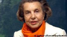 Deutschland Liliane Bettencourt L'oreal