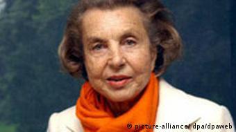 Liliane Bettencourt je navodno novcem kupovala uticaj u vladajućoj stranci