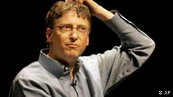USA Microsoft Bill Gates