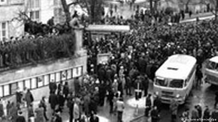 Ausstellungstipps vom 07.03.2008 Studentenprotest in Warschau 1968