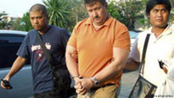 Weltweit gesuchter Waffenhändler Bout in Thailand festgenommen