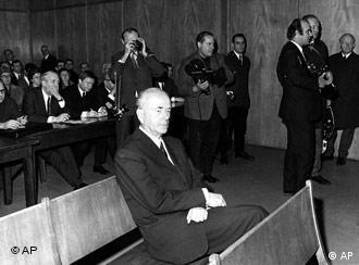 Альберт Шпеер. 1968 г.