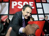 Zapatero dispondrá de otros cuatro años de gobierno.