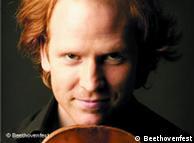 Violinista Daniel Hope