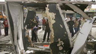 Anschlag in Bagdad Autobombe tötet einen und verletzt fünf Menschen Irak