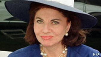 ثریا اسفندیاری، ملکه ایران از سال ۱۹۵۱ تا ۱۹۵۸ میلادی