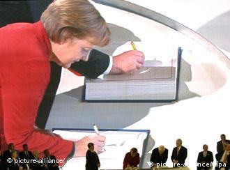 В Бундестага се водят дебати относно Лисабонския договор
