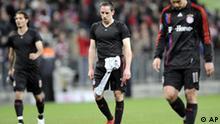 Niederlage FC Bayern München