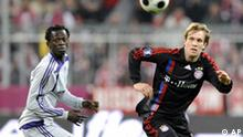 Niederlage FC Bayern München UEFA Cup