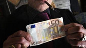 BdT USA Euro Dollar Euro als Zahlungmittel in New York