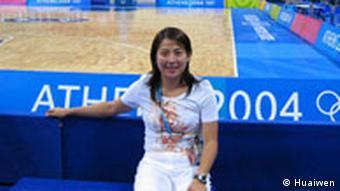 Für Deutschland in Athen 2004: Xu Huaiwen
