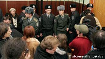 Gongadze Urteil in Kiew